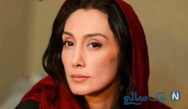 هدیه تهرانی از بازیگران زن دهه 50