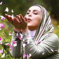 فیلمی که ابراهیم اشرفی برای چهلم ماه چهره خلیلی منتشر کرد