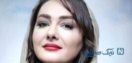 تصاویر جالب از کودکی هانیه توسلی بازیگر عاشقانه ۲
