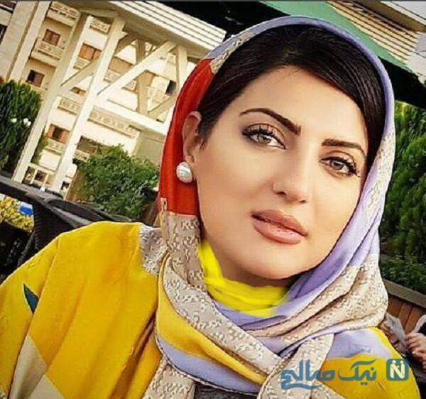 هلیا امامی بازیگر ایرانی