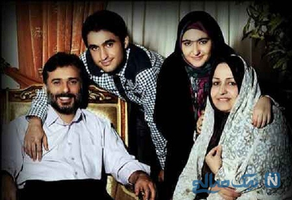 خانواده سید جواد هاشمی