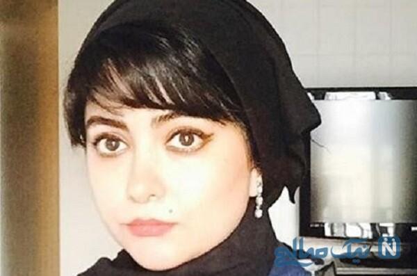 مریم بلالی مقدم بازیگر سریال دردسرهای والدین مهاجرت کرد