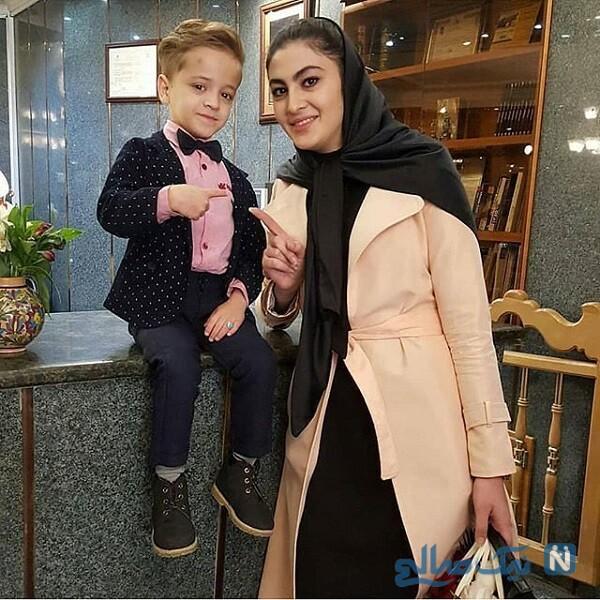 مریم مومن بازیگر زن