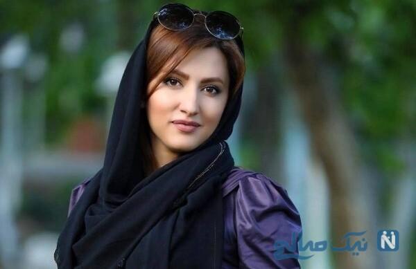 متین ستوده و سمیرا حسینی با ماسک یک شکل در مزون تهران