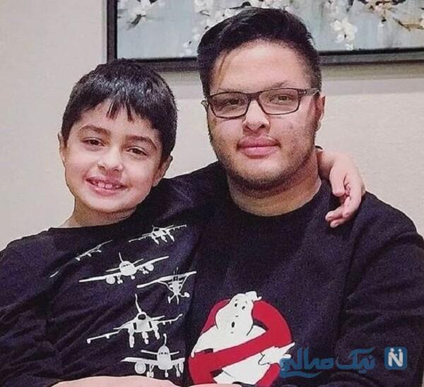 پسران شهاب حسینی