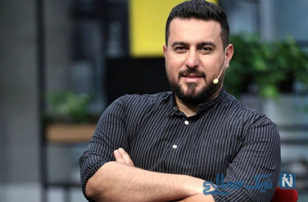 محسن کیایی و هدیه تهرانی در سکانس عاشقانه سریال هم گناه
