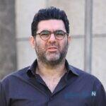 مصطفی و محسن کیایی برادران معروف سینمای ایران درکنار فرزندانشان