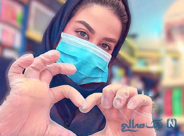 پزشک و مجری زن