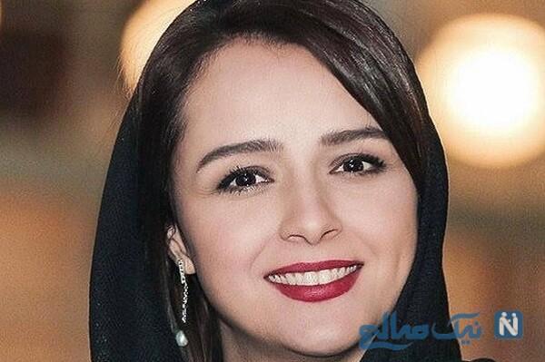 پست پاییزی و جدید ترانه علیدوستی بازیگر شهرزاد