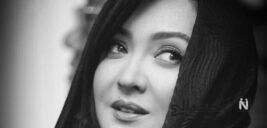 سلفی جدید نیکی کریمی بازیگر آقازاده جوان و شاداب
