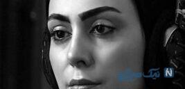 نیلوفر شهیدی بازیگر خوش چهره در جشن تولد لاکچری برادرش