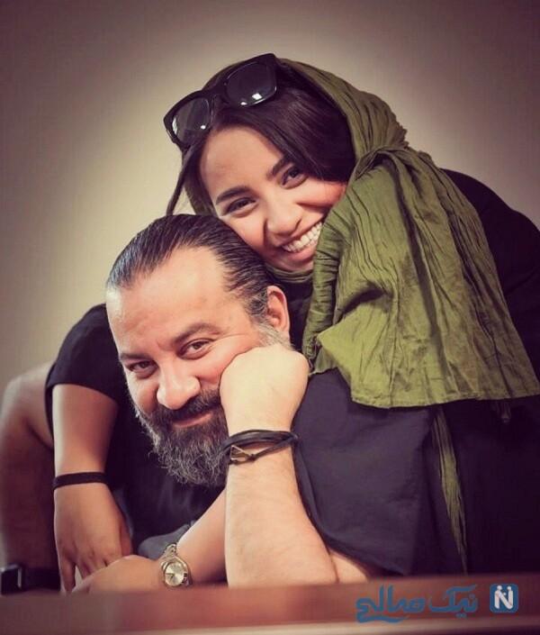 تصویری از نیروانا دختر مهراب قاسم خانی