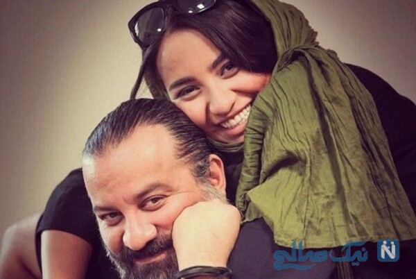 نیروانا و مادرش همسر اول مهراب قاسم خوانی