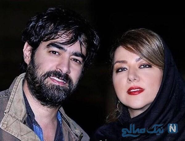 تیپ جدید پریچهر قنبری همسر شهاب حسینی