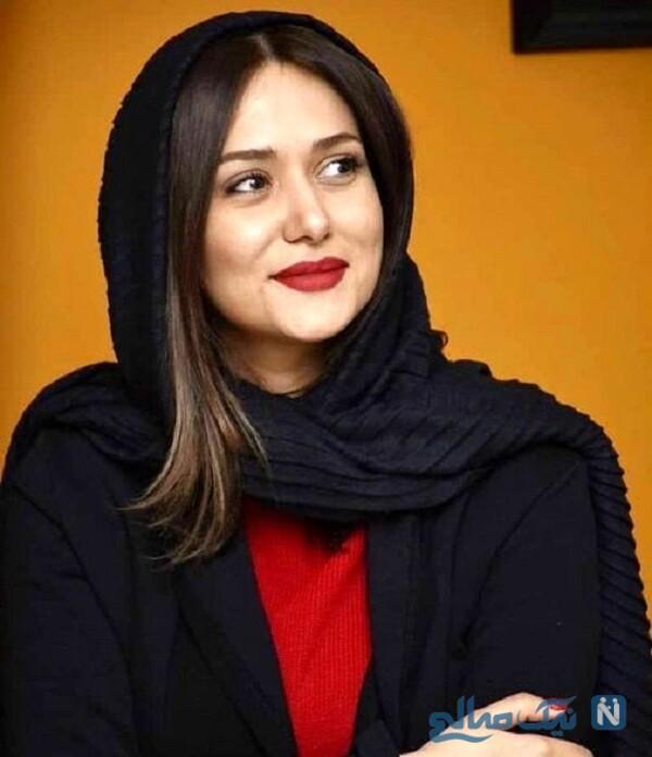 جشن تولد پریناز ایزدیار بازیگر