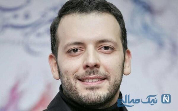 توضیح پدرام شریفی بازیگر «همگناه» درباره عکسی که خبرساز شد