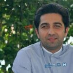 جشن تولد دیگر برای علی سخنگو بازیگر دل و همسرش