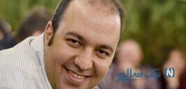 سلفی جالبی که علی اوجی گرفت و نوشت : خویش اندازِ آفتاب پیدا