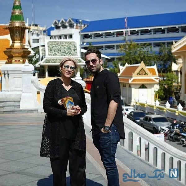 خانم بازیگر در تایلند