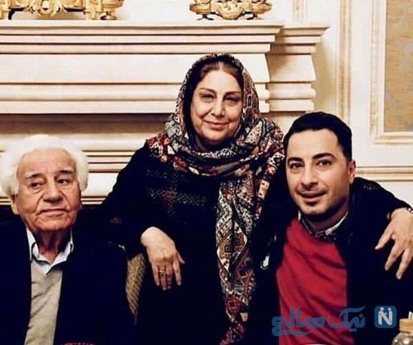 جدیدترین تصاویر خانواده نوید محمدزاده