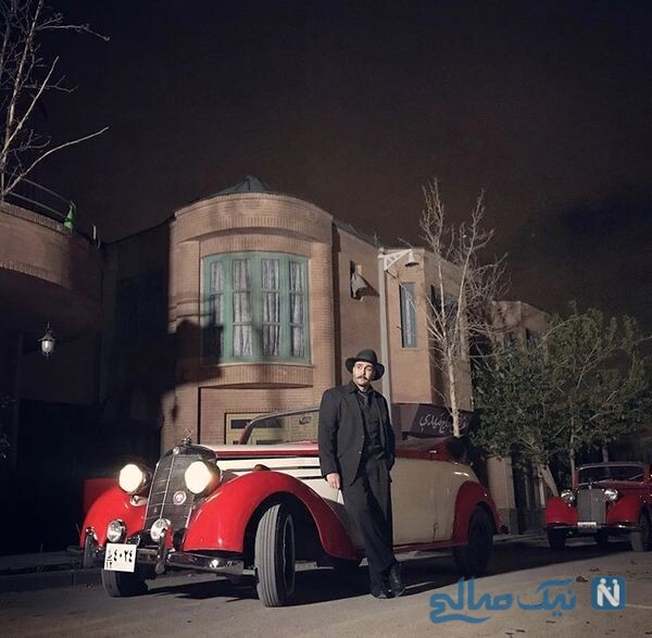 پوریا پورسرخ در تهران قدیم