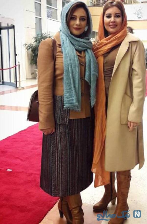 عکس بارداری یکتا ناصر و خواهرش نیکتا