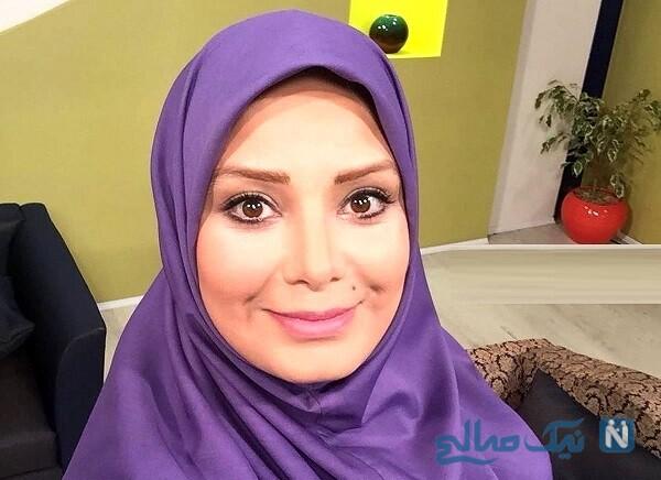 چهره جدید و حجاب خاص صبا راد مجری سابق در استانبول