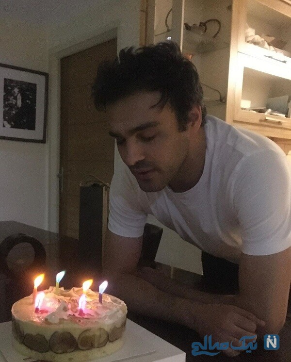 جشن تولد سامان صفاری