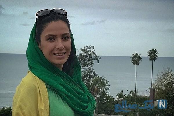 خواهر , برادری سارا نجفی همسر علی سخنگو بازیگران سریال دل