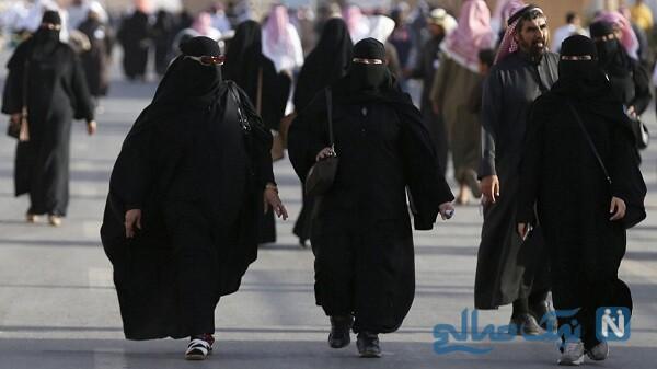 محدودیت زنان عربستانی