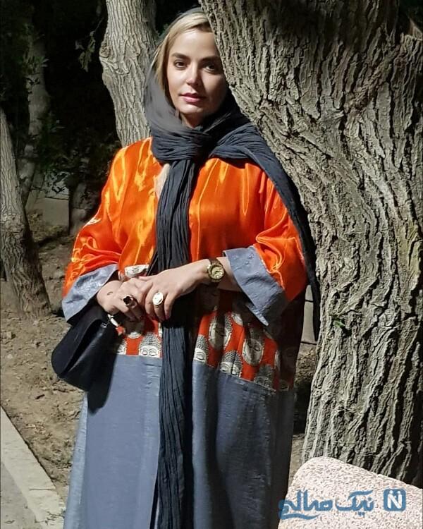 مدل لباس سپیده خداوردی
