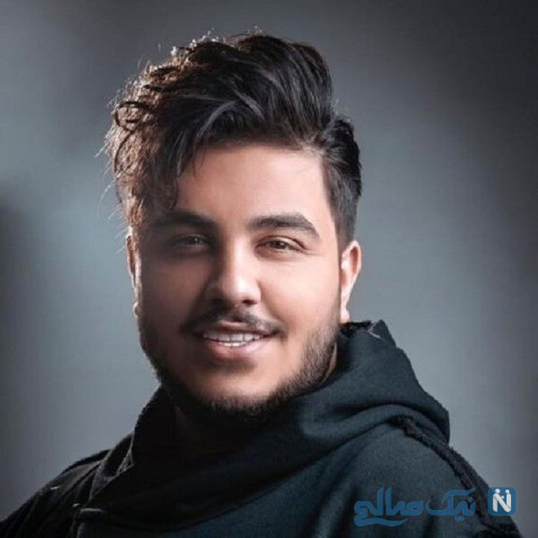 تصویری از چاقی آرون افشار