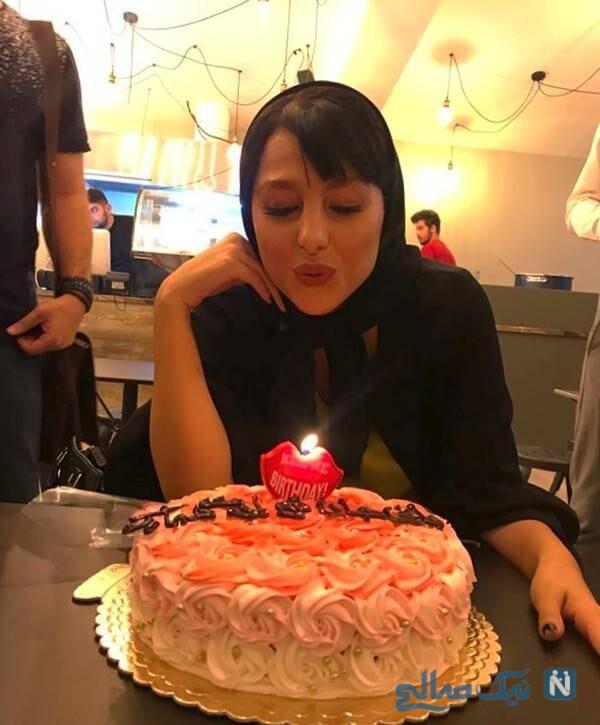 جشن تولد جوانه دلشاد