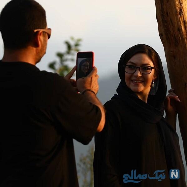 تولد همسر امیرحسین صدیق