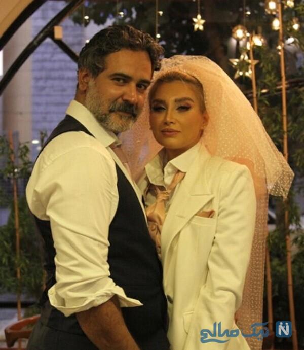 جالب ترین عکس های عروسی عمار تفتی