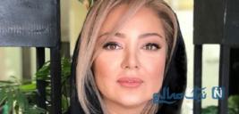 کاهش وزن شدید رزیتا غفاری بازیگر ۴۸ ساله