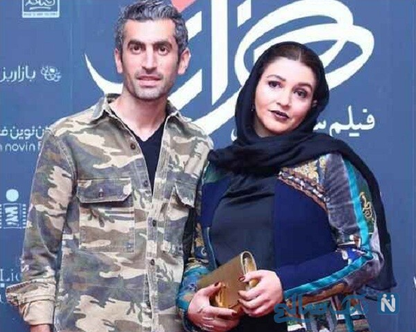 همسر مجتبی جباری بازیکن سابق فوتبال