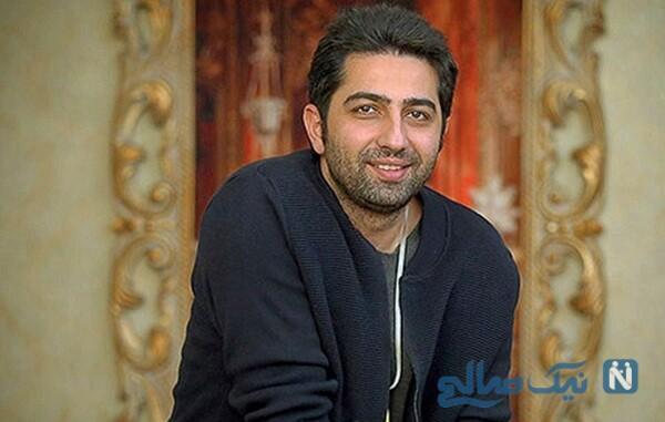 تولد علی سخنگو بازیگر سریال دل و تبریک سارا نجفی همسرش