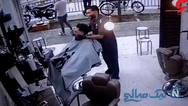 قتل جوان 27 ساله در آرایشگاه