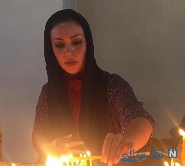 جشن تولد زیبا بروفه بازیگر