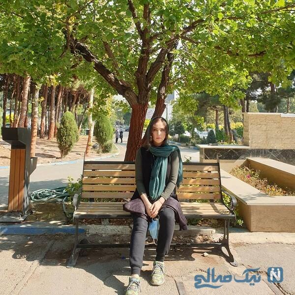 لادن سلیمانی در پارک