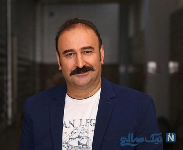 مهران احمدی بازیگر معروف