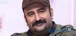 چهره جدید مهران احمدی بازیگر سریال پایتخت با ریش و سبیل