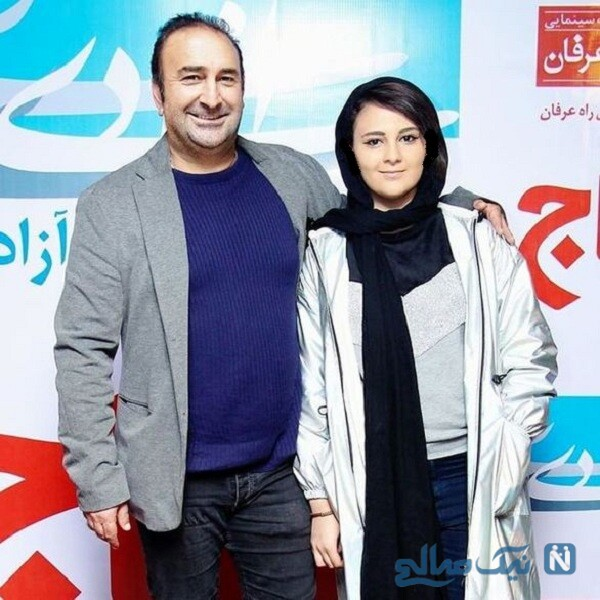 دختر مهران احمدی