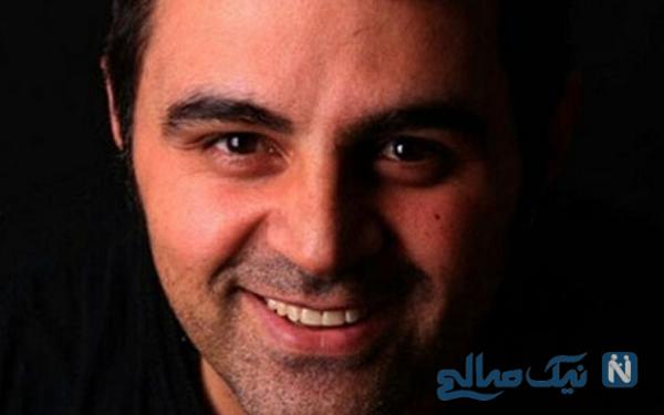 جشن تولد رضا مولایی بازیگر سریال ملکاوان درکنار شاگردانش