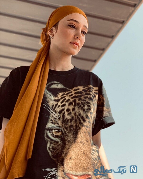 چهره جدید ساقی حاجی پور