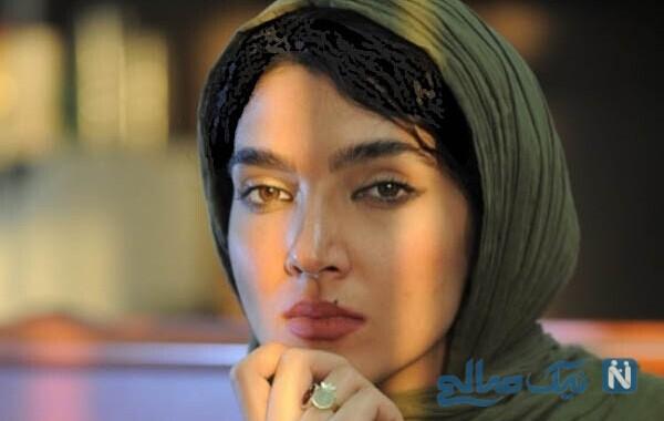 سارا رسول زاده بازیگر خوش چهره تلویزیون در سریال نجلا