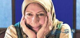 ثریا قاسمی مادر مهربان سینمای ایران در فیلم چشمههای بیسرمه