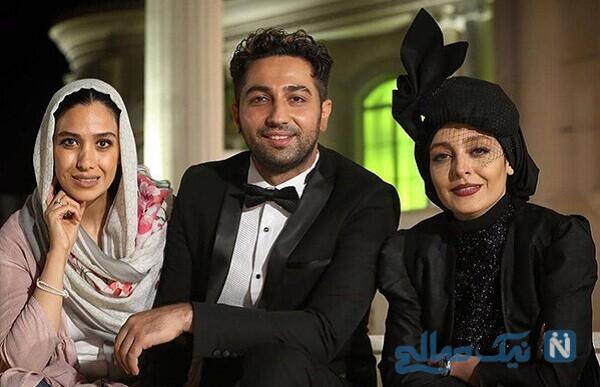 تصویری از علی سخنگو و همسرش در دل