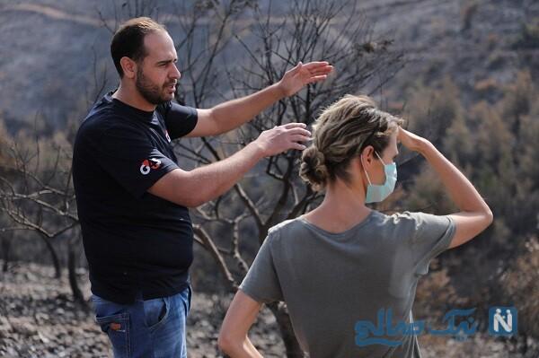 همسر رئیس جمهور سوریه